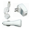 3 in 1 Charger Kit for iPhone