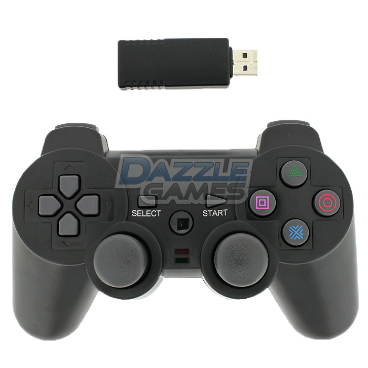 ps3 controller wireless the image kid. Black Bedroom Furniture Sets. Home Design Ideas