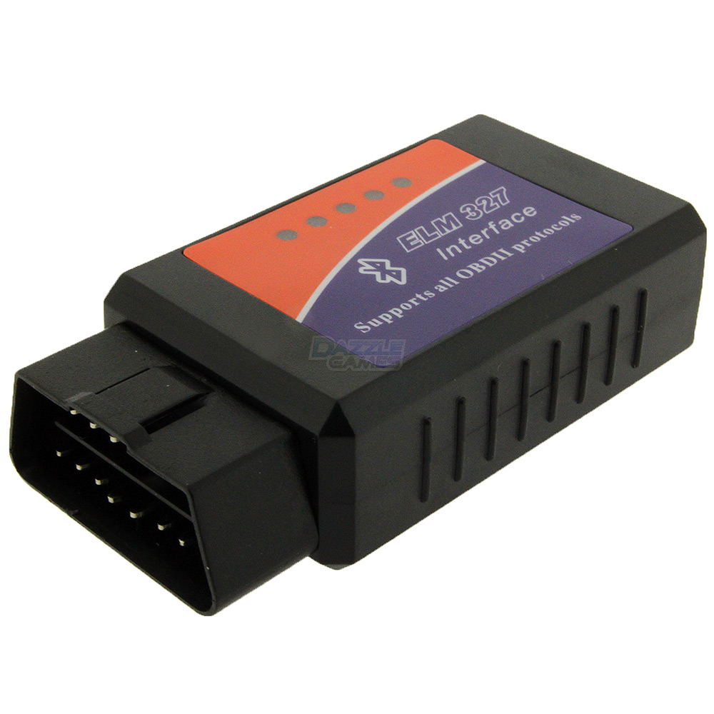 mini elm327 obd2 obdii v1 5 bluetooth diagnostic interface. Black Bedroom Furniture Sets. Home Design Ideas
