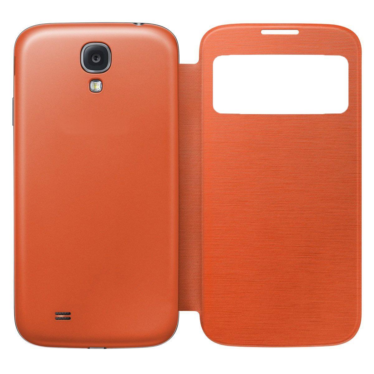 View Smart Wake Sleep Cover Flip Case For Samsung Galaxy ...