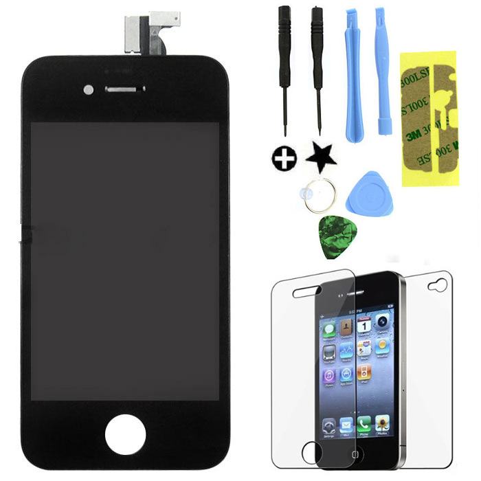 Replacement LCD Touch Screen Digitizer Glass Assembly for iPhone ...