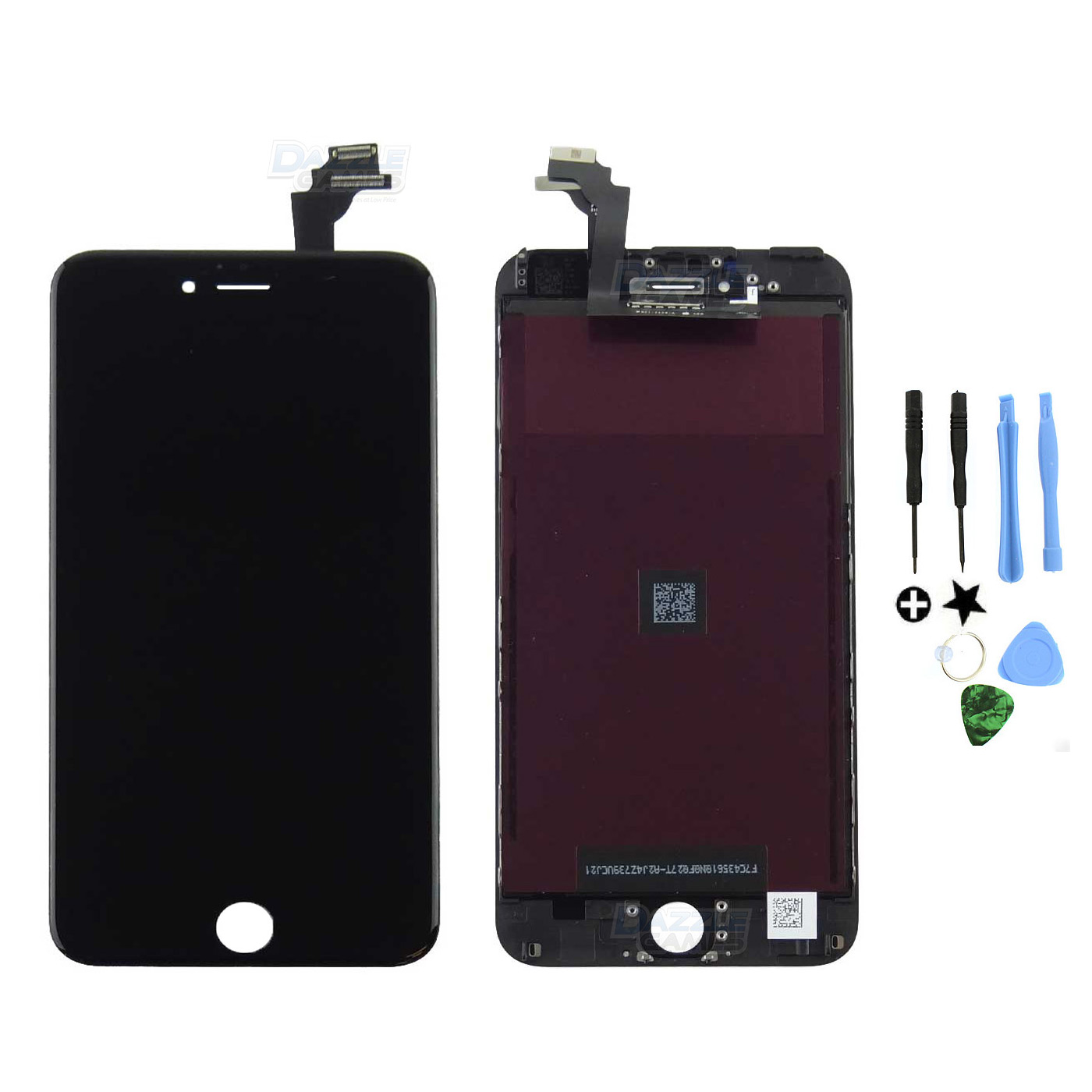 OEM Original Black Touch Digitizer LCD Screen Assembly For