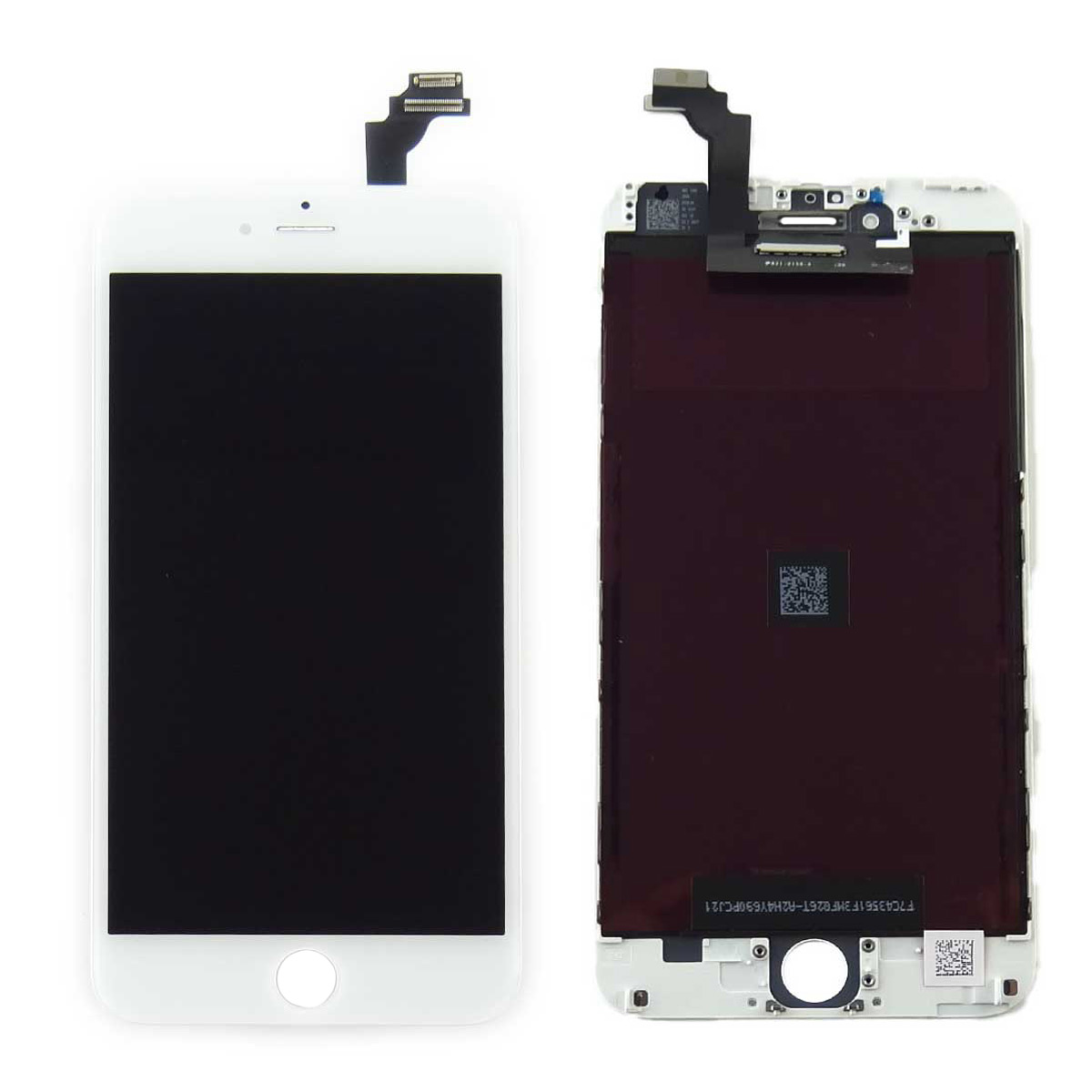 OEM Original White Touch Digitizer LCD Screen Assembly For