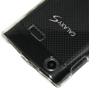 Details about Clear Case Cover for Samsung Captivate i897 Galaxy S