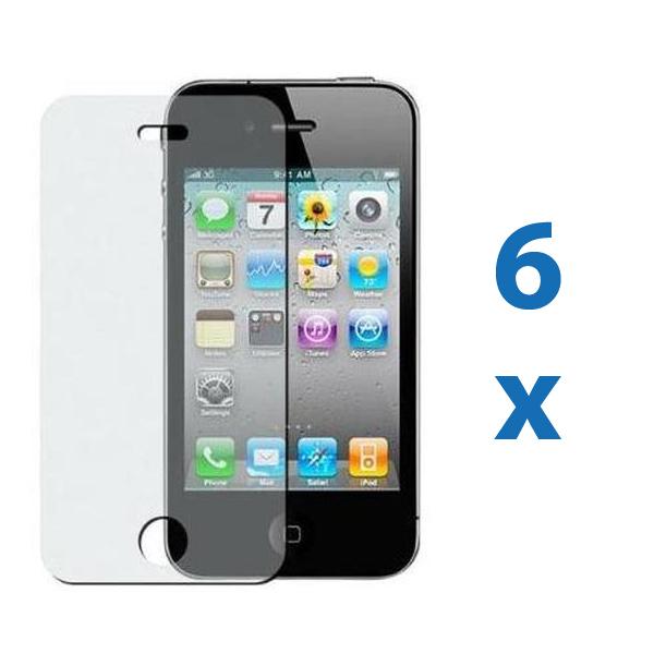 iPhone 4 4G 4S Anti Glare Matte Screen Protector Cover Shield