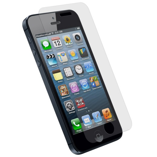 6X Aniti Glare Matte LCD Screen Protector Guard Film for Apple iPhone 5S